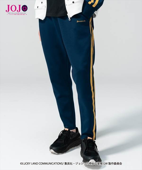 メンズファッション, ズボン・パンツ glambBruno Bucciarati jersey pants JOJOvol.3