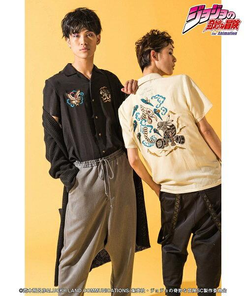 トップス, カジュアルシャツ glambIggy vs Pet Shop SH vs JOJO