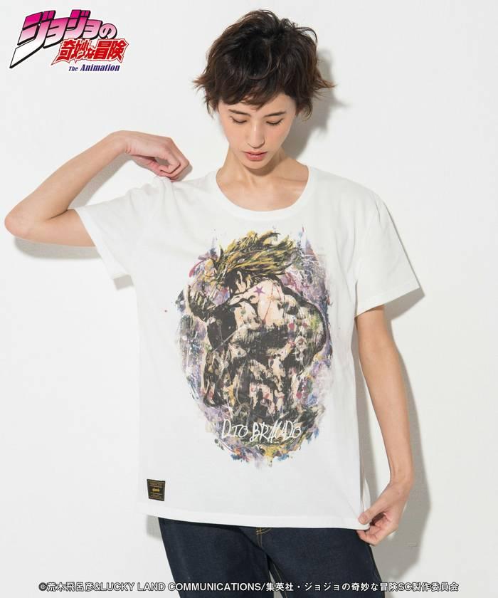 トップス, Tシャツ・カットソー glamb DIO T T JOJO