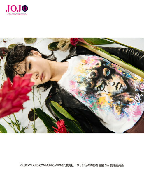 トップス, Tシャツ・カットソー glamb Giorno Giovanna T T JOJO vol.1
