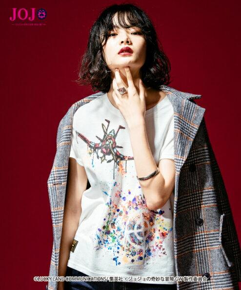 トップス, Tシャツ・カットソー glamb Narancia Ghirgas stand T T JOJO vol.1