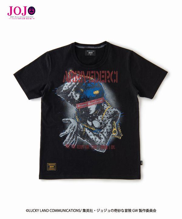トップス, Tシャツ・カットソー glambBruno Bucciarati T T JOJOvol.2