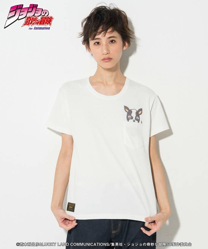 トップス, Tシャツ・カットソー glambGB0218 JJ08 Iggy T T JOJO