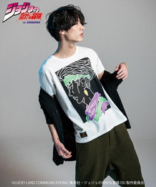 トップス, Tシャツ・カットソー glambRohan Kishibe T T JOJO