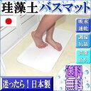 珪藻土バスマット(送料無料)けいそうど 吸水 調湿 抗菌 消臭 日本製品(国内生産)