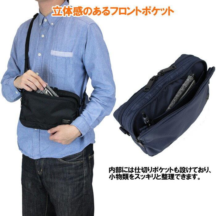 【限定アイテムプレゼント】吉田カバン ポーター フラッシュ ショルダーバッグ PORTER FLASH SHOULDER BAG 689-05940