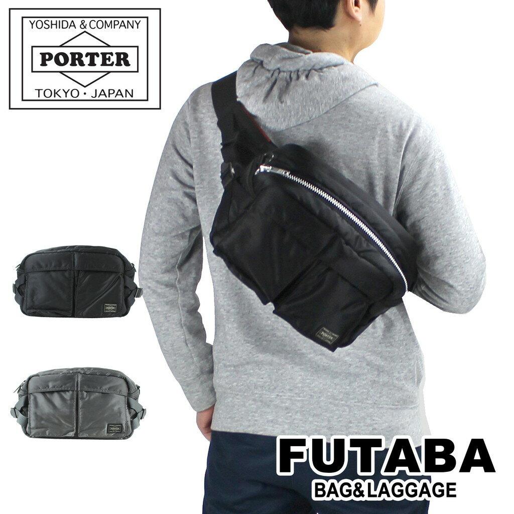 メンズバッグ, ボディバッグ・ウエストポーチ P12 PORTER TANKER WAIST BAG 622-68302 ( 622-08302)