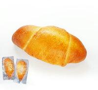 送料無料お試しセットケーキ屋のバター塩パン6個入(プレーン3個・小倉あん3個)塩パン冷凍