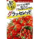 トマト(ミニトマト) 種 【グラッセレッド100粒】