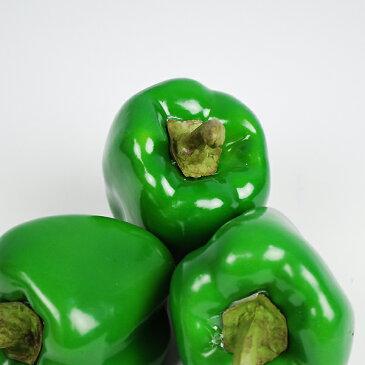 【アートフード】ピーマン 店内装飾用野菜【領収書発行】