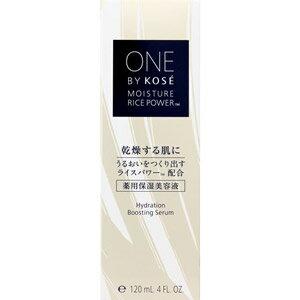 ONE BY KOSE 薬用保湿美容液(付けかえ用) 120mL