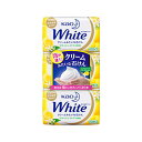 花王ホワイト リフレッシュ・シトラスの香り バスサイズ 3コパック(130g×3)*配送分類:1 その1