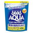ザバス アクアホエイプロテイン100 グレープフルーツ風味(無果汁) 840g(約40食分)