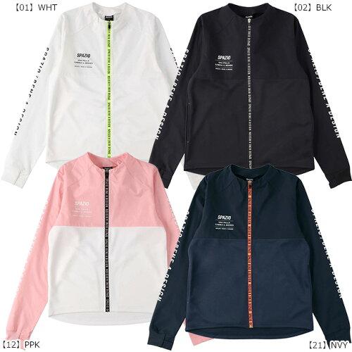 PAZIO ロングジップジャケット GE-0785