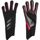 新作 アディダス adidas プレデター GL PRO サッカー キーパーグローブ IRI28-FS0395 ブラック×ピンク