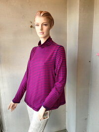 【送料無料ボーダーカットソーミセスファッションミセスファッション通販人気ミセスファッションミセスファッション人気おしゃれ通販専門店40代50代60代の方にお勧め