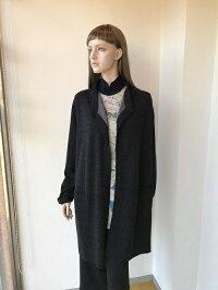 ニット ロング カーディガン ウール はおりもの  キレイ きれい 高級感 ミセスファッション 人気 おしゃれ ファッション 通販 専門店40代50代60代の方にお勧め