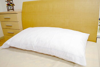 洗える枕で専用カバー付