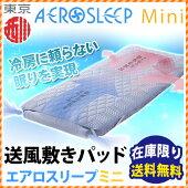 西川送風空調敷きパッドエアロスリープ・ミニAEROSLEEPMini(シングル)