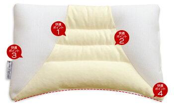 浪越枕(なみこしまくら)/パイプまくら/健康まくら