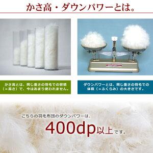日本製フランス産ホワイトダックダウン93%