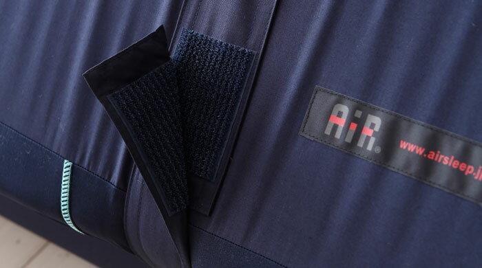 西川産業 コンディショニングマットレス 120n(AI0010HT)エアー AiR 硬めHARD カズマット