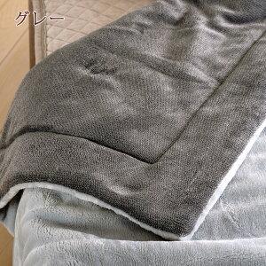 【西川チェーン賞連続受賞】【西川毛布・シングル・2枚合わせ毛布】泉州仕立ての上質毛布。西川リビングマイヤー2枚合わせアクリル毛布日本製(毛羽部分:アクリル100%)(ブランケット毛布)シングル