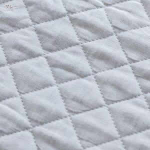 割引300円クーポン★敷きパッドジュニアサイズ西川麻100%敷パッド本麻敷きパッド夏用涼しいひんやりウォッシャブル丸洗いOKベッドパッドベッドパット兼用