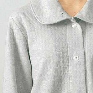 パジャマレディース日本製綿100%ロマンス小杉アウロラキルトニットルームウェアナイトウェア部屋着上下セットLサイズMサイズ女性用