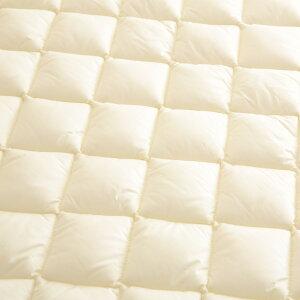 ベッドパッドセミシングル日本製洗えるベッドパッド選べる横幅セミシングル防ダニ抗菌防臭マイティトップ2ECOベットパットベッドパットベッドパッドセミシングル
