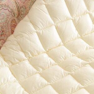 ベッドパッドセミダブル日本製洗えるベッドパッドセミダブル防ダニ抗菌防臭マイティトップ2ECOベットパットベッドパットベッドパッドセミダブル
