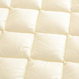 【ベッドパッドセミシングル日本製】洗えるウールベッドパッドセミシングル『80×195』『90×195』ウォッシャブルウール100%ベッドパッドベッドパットベットパットセミシングル