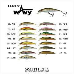SMITH(スミス)/トラウティン ウェイビー50S