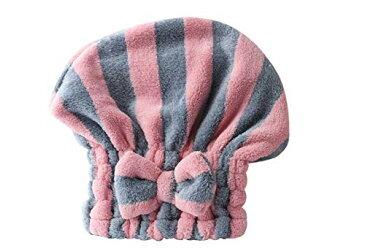 吸水帽子 キャップ 水泳 プール お風呂上り 吸水 速乾 ヘア 帽子 プレゼント スイムキャップ レディース キッズ かわいい ふわふわ 幼稚園 水泳 小学生