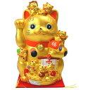 縁起の良い招き猫をお部屋に飾って福を呼び寄せてみませんか?★売れてます!!【送料無料/20%...