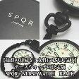 【 ポイント10倍 】 SPQR NURSE WATCH BLACK 【 時計 防水 ナースウォッチ 】【 5,400円以上送料無料 ! 】