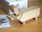 カイ・ボイスンKayBojesen/ヒッポ(かば)Hippo/木製人形WoodToy【北欧雑貨】【北欧食器】【ビンテージ食器】