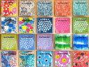 新柄中心!20種類の新リリースの色・柄を1枚づつ集めたマリメッコ/Marimekkoのペーパーナプキン...