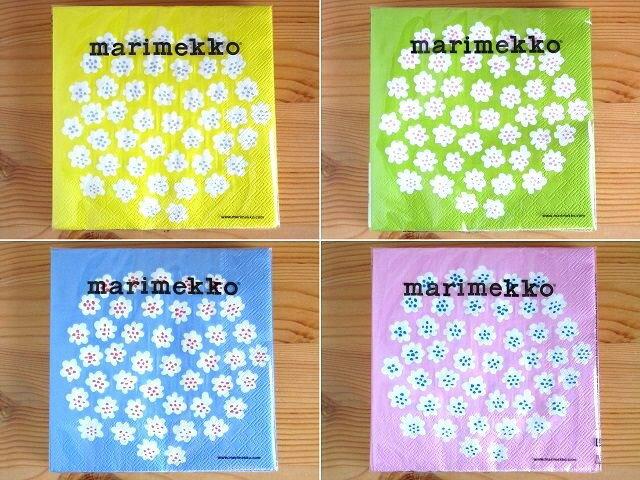 配膳用品・キッチンファブリック, ナプキン 2OK vol4 marimekko Puketti 4 312