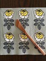 吉野桜のバターナイフ奈良の木工職人さんとFyndaの木の器|北欧雑貨|ナチュラル|ハンドメイド