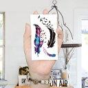 タトゥーシール フェイクタトゥー 羽 黒羽 鳥 ファッションシール 刺青 入れ墨 文身 tattoo 送料無料