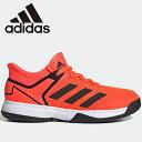 期間限定お買い得プライス アディダス アディゼロ クラブ テニス Ubersonic 4 k GZ8506 ジュニアシューズ コートでスピードを発揮するためのキッズ用テニスシューズ