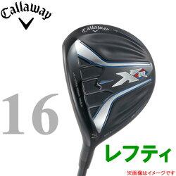 ◇キャロウェイXR16フェアウェイウッド▼レフティ▼エックスアール2016モデル日本仕様