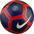 ナイキ サッカーボール メンズ サポーターズボール PSG ミッドナイトネイビー/ブルー SC3107-410 NKE 17SP