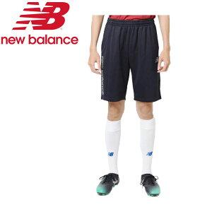 ○19SS New Balance(ニューバランス)  ライトスエットハーフパンツ  JMPF9326-BK メンズ