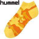 16SS hummel(ヒュンメル) スニーカーソックス(カ...