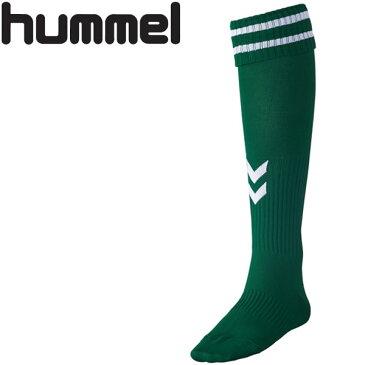 【メール便送料無料】ヒュンメル hummel サッカー 靴下 ソックス キッズ ジュニア ゲームストッキング HJG7070J-5610