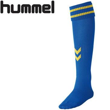 【メール便送料無料】ヒュンメル hummel サッカー 靴下 ソックス キッズ ジュニア ゲームストッキング HJG7070J-6330