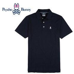 【USA直行便】PSYCHOBUNNY(サイコバニー)ポロシャツAmblesidePoloB6K404S7PC