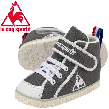 ルコック シューズ 靴 くつ サンレモ CV II / SANREMO CV II QL5RJC00GYベビー キッズ ジュニア 子供靴 男の子 女の子 男児 女児 スニーカー